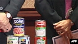 Konserve Kutularda Satılan Gıdalar Sağlığa Zararlı