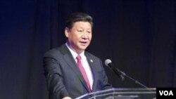 Umongameli Xi Jinping weleChina eseSouth Africa emhlanganweni we FOCAC