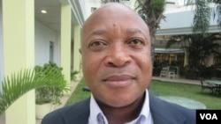 Naftal Matusse, Director Provincial de Saúde de Inhambane