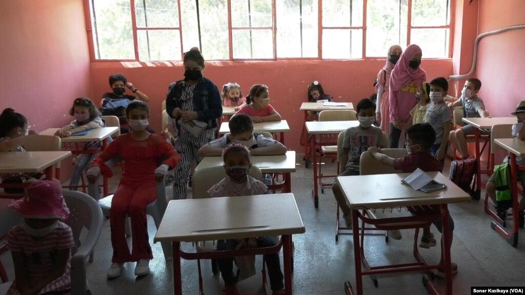 Uzaktan Eğitim Sürecinde Mülteci Çocuklar
