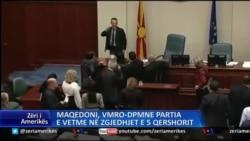 Fushata parazgjedhore në Maqedoni