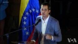 Venezuela: Prezidan Pwovizwa Juan Guaido Pa Kwè Larisi ak Lachin Ap Sipòte Maduro