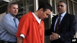 Ingmar Guandique será entregado a las autoridades de inmigración para ser deportado, informó la fiscalía.