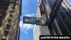 Fuerte retirada, durante la jornada de ayer en Wall Street, a medida que los nuevos casos de coronavirus en Estados Unidos subieron a su nivel más alto en dos meses.