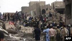 بمب گذاری های بغداد صدها کشته و مجروح برجا گذاشت