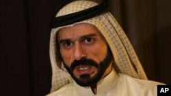 شیخ علی حاتم السلیمان، امیر قومی الدُلیم در عراق