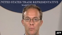 Phó đại diện Thương mại Hoa Kỳ, đại sứ Demetrios Marantis