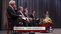 中国对美投资:平息美中震荡的新动力