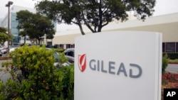 "kompania amerikane ""Gilead"""