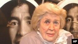 China Zorrilla murió a los 92 años, en Montevideo.