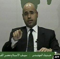 Saif al-Islom, Muammar Qaddafiyning o'g'li, Liviyada eng badavlat insonlardan biri