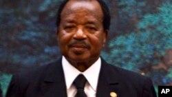 Paul Biya, shugaban Kamaru