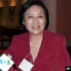 高瑜2006年在美国