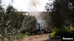 Rebeldes sirios atacaron localidades leales al presidente de Siria Bashar Al-Assad.