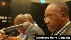 Daniel Ntoni Nzinga, pastor da Igreja Evangélica Batista de Angola e professor universitário.