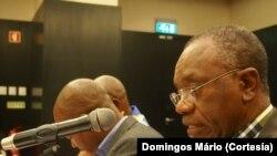 """8 Set 2017 AFS - Reverendo Ntongi-a-Nzinga: """"A verdade eleitoral é crucial para Angola"""""""
