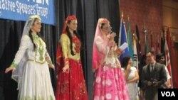 Nyu-Yorkda Azərbaycan Milli geyimləri şousu