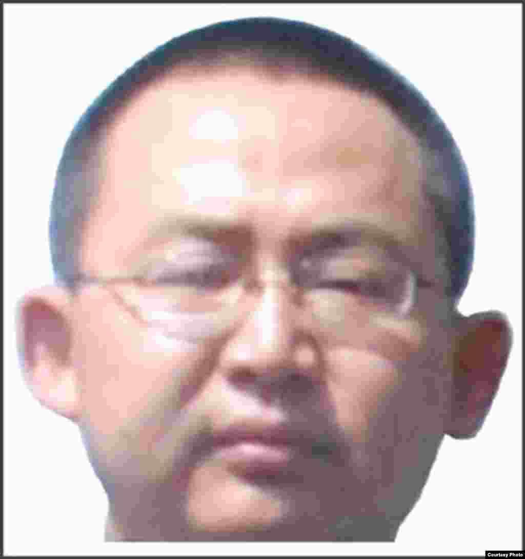 中国人民解放军61398部队网络部队第3支队成员王东(Wang Dong)(FBI照片)