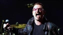 تور آمریکای شمالی گروه U2 به مدت ٨ هفته به تعویق افتاد