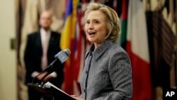 Hillary Rodham Clinton (Foto: dok).