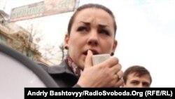Депутат ВР з фракції «Батьківщина» Леся Оробець
