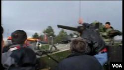 Trazirat e marsit 2008 në veriun e Mitrovicës