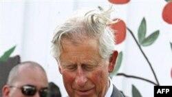 Принц Чарльз на городской ферме в Вашингтоне. 3 мая 2011г.