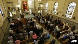 Церковь Святого Варнава в нью-йоркском районе Бронкс