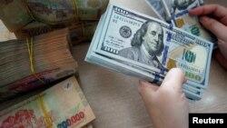 Dòng vốn đầu tư nước ngoài vào Việt Nam có thể bị ảnh hưởng đi khi Mỹ cắt giảm sâu thuế thu nhập doanh nghiệp từ 35% xuống 21%.