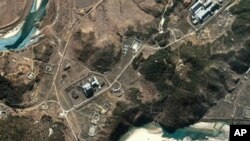 North Korea's nuclear facilities