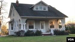 Prosečna američka kuća ima 240 kvadratnih metara.