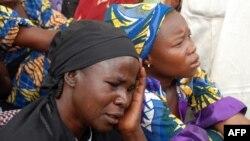 Para ibu dari siswi sekolah di Chibok yang diculik oleh Boko Haram (foto: dok).