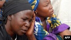 Wasu iyayen Chibok, Mayu 5, 2014.