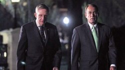 بن بست در مذاکرات برای تصويب بودجه دولت آمريکا