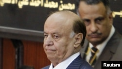Novo presidente do Iemen, Abd-Rabbu Mansour Hadi