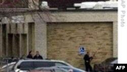 Полиция: Труп убийцы возможно среди тех, кого он расстрелял
