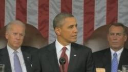 奥巴马在国情咨文中展示经济蓝图