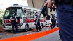 12港人案李宇軒被控國安法等罪首現身法院 支持者憂被安排官派律師
