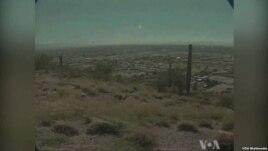 Ethet e Luginës, shqetësuese në Kaliforni dhe Arizona