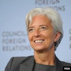 """Direktorica MMF-a Christine Lagarde: """"Postoji stvarni rizik da će najveće ekonomije napraviti korak nazad"""""""