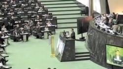 هدفمندی یارانه ها محور سخنان احمدی نژاد در مجلس