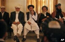 د طالبانو مشرانو د امریکایي چارواکو سره مخامخ خبرې کړیدي، مطبوعات