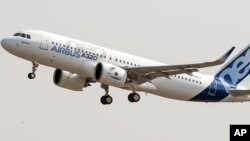 "FILE - Air crash specialist Philippa Oldham of the Institution of Mechanical Engineers in London says there's no reason to ground the global fleet of more than 6,000 Airbus A320 planes. ""They're built to far exceed what they go through,"" she says."