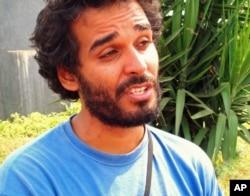 Luaty Beirão, cujo nome artístico é Ikonoklasta e fez, antes, fama como Brigadeiro Mata-Frakuxz