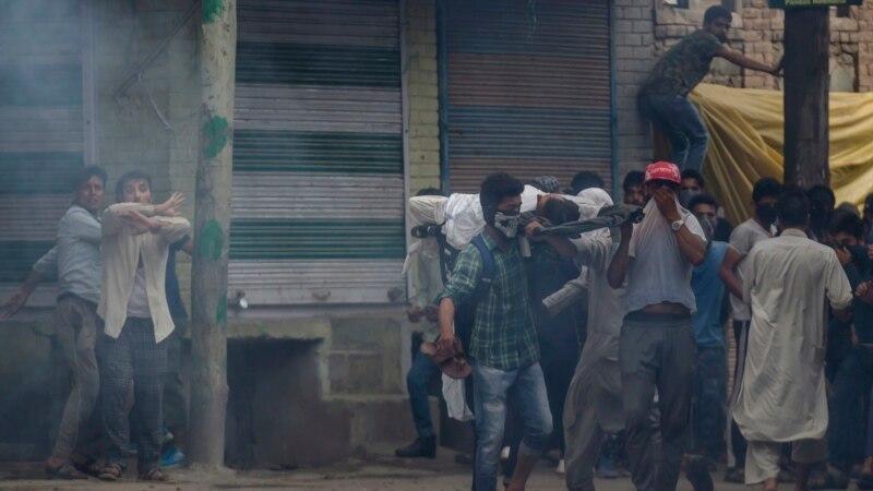 بھارتی کشمیر میں مظاہرین پر فوج کی فائرنگ، ایک ہلاک