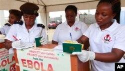 尼日利亞設立檢查站
