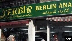 Bilkay Öney'in milletvekili olduğu Berlin'de Türk mahallesi Kreuzberg