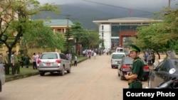 Vụ nổ súng ngày 18/4 xảy ra tại cửa khẩu Bắc Phong Sinh ở Quảng Ninh sau khi các di dân trái phép người Trung Quốc bị bộ đội biên phòng Việt Nam bắt giữ.