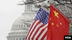 多数美国人不认为中国是敌人(VOA)