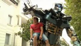 Robotët Transformers në Podgoricë